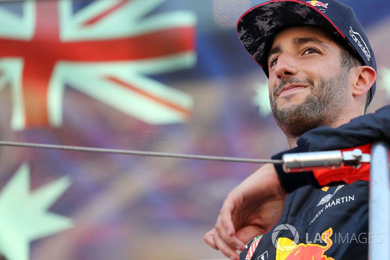 6: Daniel Ricciardo