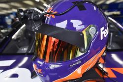 Denny Hamlin, Joe Gibbs Racing Toyota kameralı kask