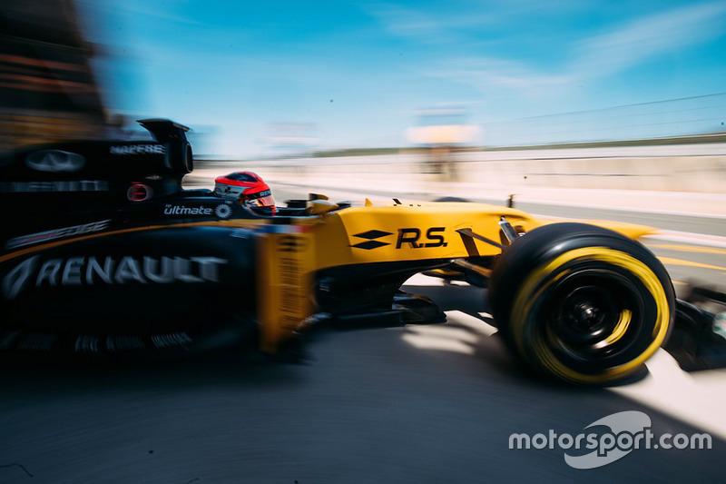Robert Kubica, Macaristan testlerinde F1 aracının direksiyonuna geçti