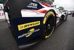 Motorsport.com logo en el #32 United Autosports Ligier JS P217 Gibson