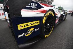 Logo von Motorsport.com am #32 United Autosports, Ligier JS P217 Gibson