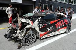 Attila Tassi, Honda Civic TCR