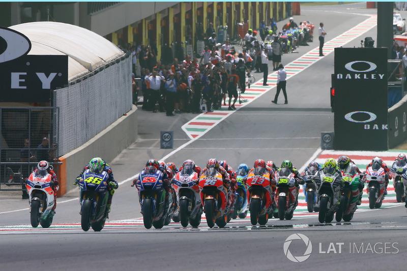 MotoGP Italia 2017