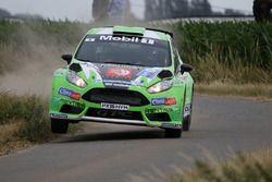 Polle Geusens, Filip Cuvelier, Ford Fiesta R5