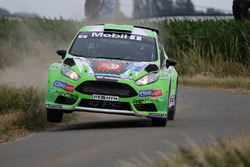 Polle Geusens, Filip Cuvelier, Ford Fiesta R5