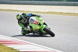 #71 motomaxx Racing Team, Kawasaki: Vladimi Ruza, Juraj Knezovic, Jakub Jantulik