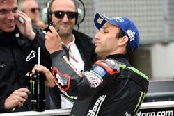 Johann Zarco, Monster Yamaha Tech 3 with a toy bike