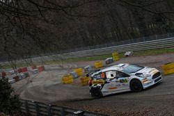 Микеле Тальяни и Лиза Боллито, Ford Fiesta R5