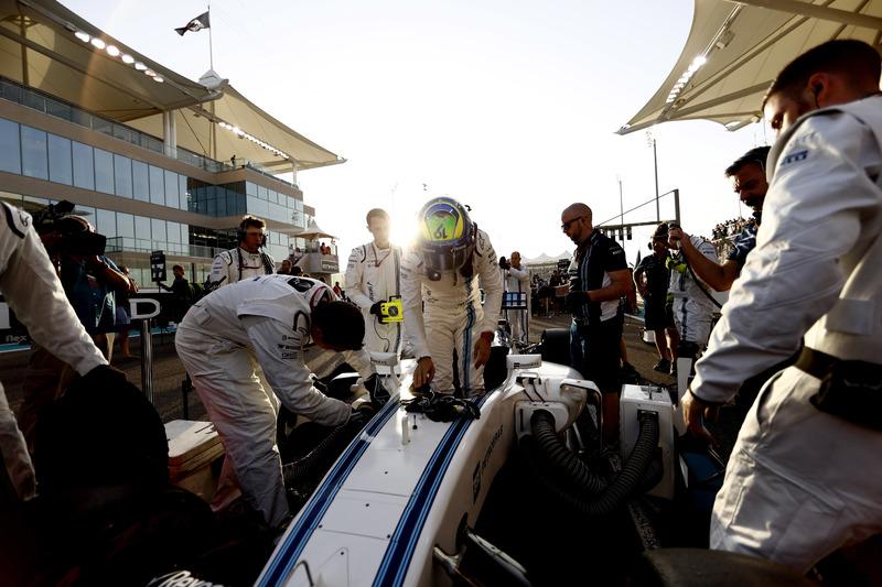 """""""Eu aprendi muito e me diverti. Espero encontrar outro campeonato que me dê tanto prazer como a Fórmula 1."""""""