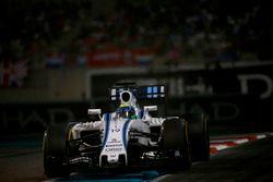 Felipe Massa, Williams FW38