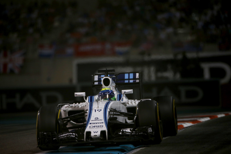 Felipe Massa (Williams) - Abu Dhabi 2016
