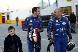 Philipp Baron, Rossocorsa and Tommaso Rocca, Rossocorsa