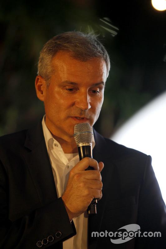 Jens Marquardt, Director de BMW Motorsport