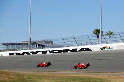 Ferrari F2008 and Ferrari F2004