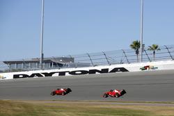 Ferrari F2008 et Ferrari F2004