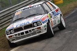 Пьер Лоренцо Дзанки и Марко Кольдани, Lancia Delta