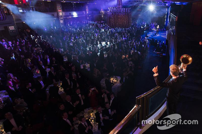 World Champion Nico Rosberg, Mercedes AMG F1