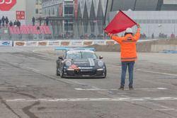 Luciano Linossi, Dinamic Motorsport, Porsche 911 GT3 Cup