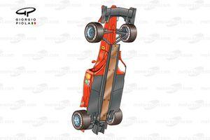 Ferrari F399 bottom