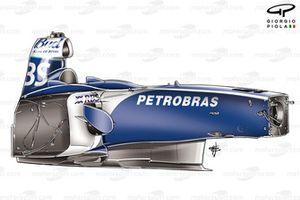 Williams FW28 2006 chassis