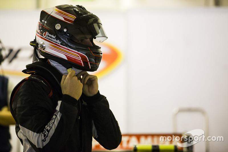 Daniel Juncadella, Pertamina Campos Racing