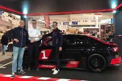 Annuncio Bas Koeten Racing e Audi RS 3 LMS TCR