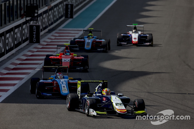 Alex Palou, Campos Racing, Akash Nandy, Jenzer Motorsport