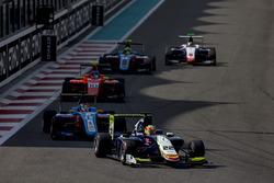 Алекс Палоу, Campos Racing, и Акаш Нанди, Jenzer Motorsport