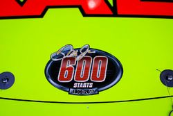 Logo: 600. NASCAR Cup-Rennen für Dale Earnhardt Jr.