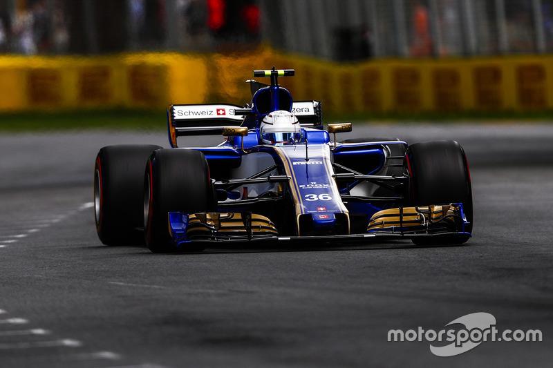 Seu substituto foi Antonio Giovinazzi, protegido da Ferrari, que conquistou um 12º lugar como melhor resultado.