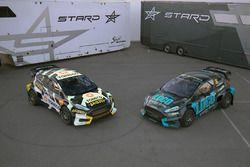 Тимур Тимерзянов и Янис Бауманис, STARD, Ford Fiesta