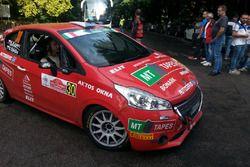 Karel Kupec, Vladimir Osicka, Peugeot 208 R2