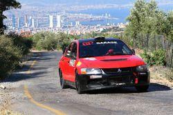 Okan Tanrıverdi, Mitsubishi Evo, GP Garage My Team