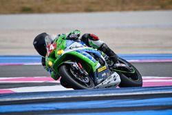 #24 BMRT 3D Maxxess Nevers, Kawasaki: Maxime Bonnot, Jonathan Hardt, Anthony Violland