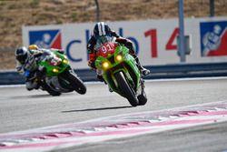 #91 Energie Endurance 91, Kawasaki: Guillaume Pot, Noel Roussange, Kevin Lavainne