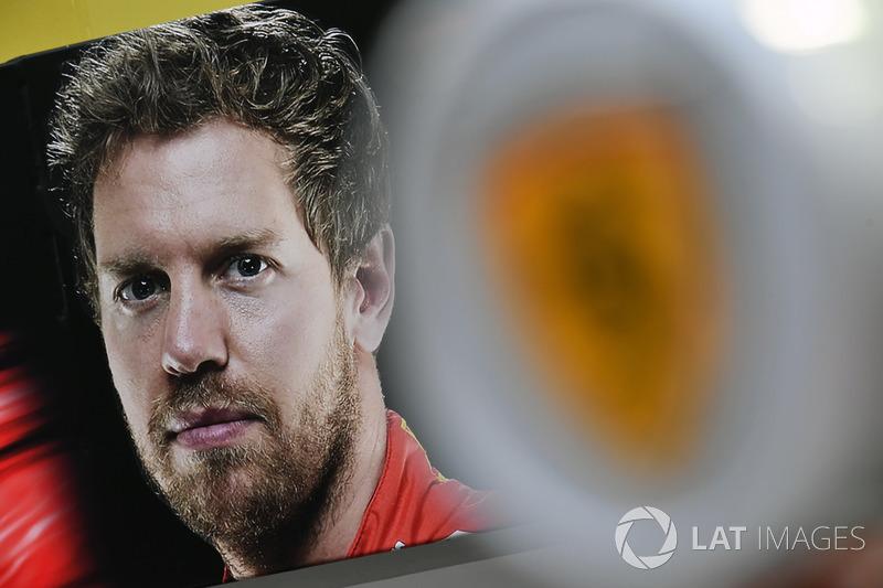 Immagine di Sebastian Vettel, Ferrari