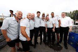 Floßrennen in Montreal: Ross Brawn, Formel-1-Motorsportchef