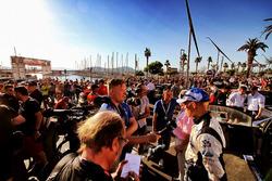 1. Ott Tanak, M-Sport World Rally Team, Ford Fiesta WRC
