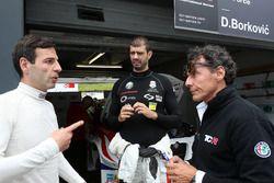 Davit Kajaia, GE-Force, Alfa Romeo Giulietta TCR, Dusan Borkovic, GE-Force, Alfa Romeo Giulietta TCR