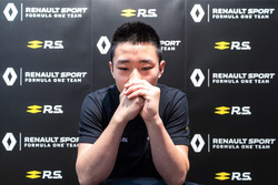 Sun Yue Yang, Renault Sport Academy Driver
