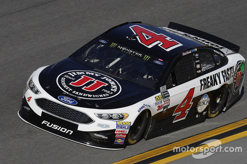 #4: Kevin Harvick, Stewart-Haas Racing, Ford