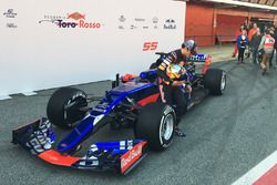 Carlos Sainz Jr., Toro Rosso STR 12