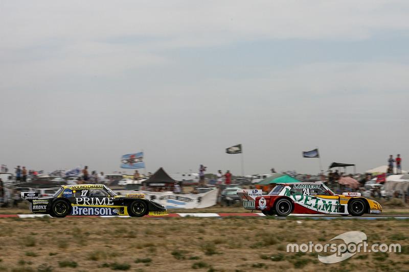 Nicolas Bonelli, Bonelli Competicion Ford, Emanuel Moriatis, Martinez Competicion Ford
