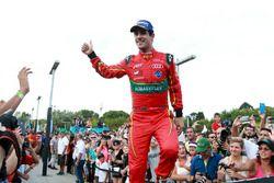 third place Lucas di Grassi, ABT Schaeffler Audi Sport