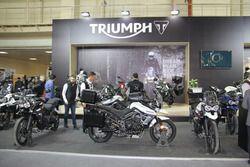 Triumph standı