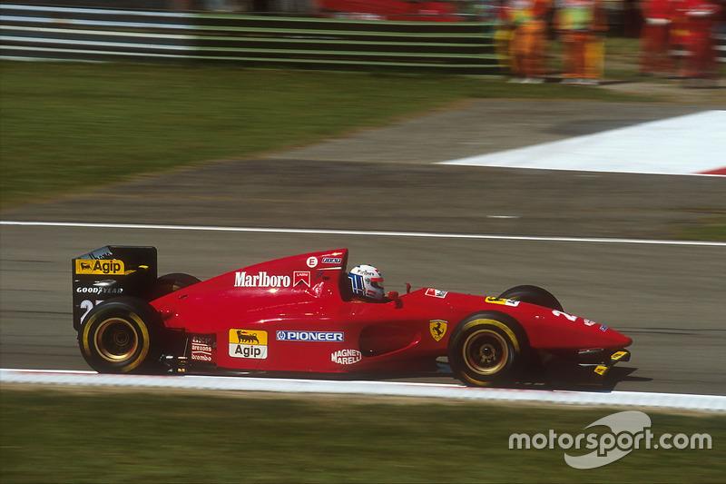 1994年:フェラーリ412T1