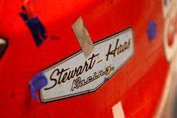 Car detail of Kurt Busch, Stewart-Haas Racing Ford