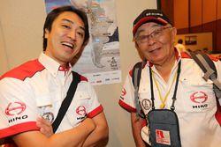 Hino drivers
