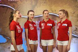 2017SWR北京发布会,俄罗斯宝贝
