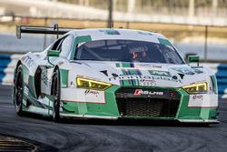 #29 Montaplast by Land-Motorsport, Audi R8 LMS GT3: Connor de Phillippi, Christopher Mies